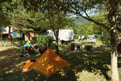 Iserand Campsite - Pitch